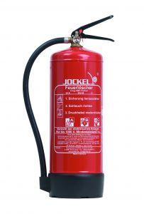 Jockel P 6 LJK 55-15LE - 6 kg - 15LE-Dauerdrucklöscher