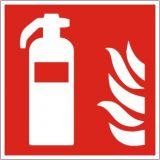Hinweisschild - Feuerlöscher F001, ISO 7010,