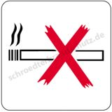 Piktogramm Nichtraucher