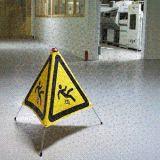 Indoor-Faltsignal Warnung vor Rutschgefahr