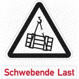 Zubehör - Set für Warnaufsteller Schwebende Last